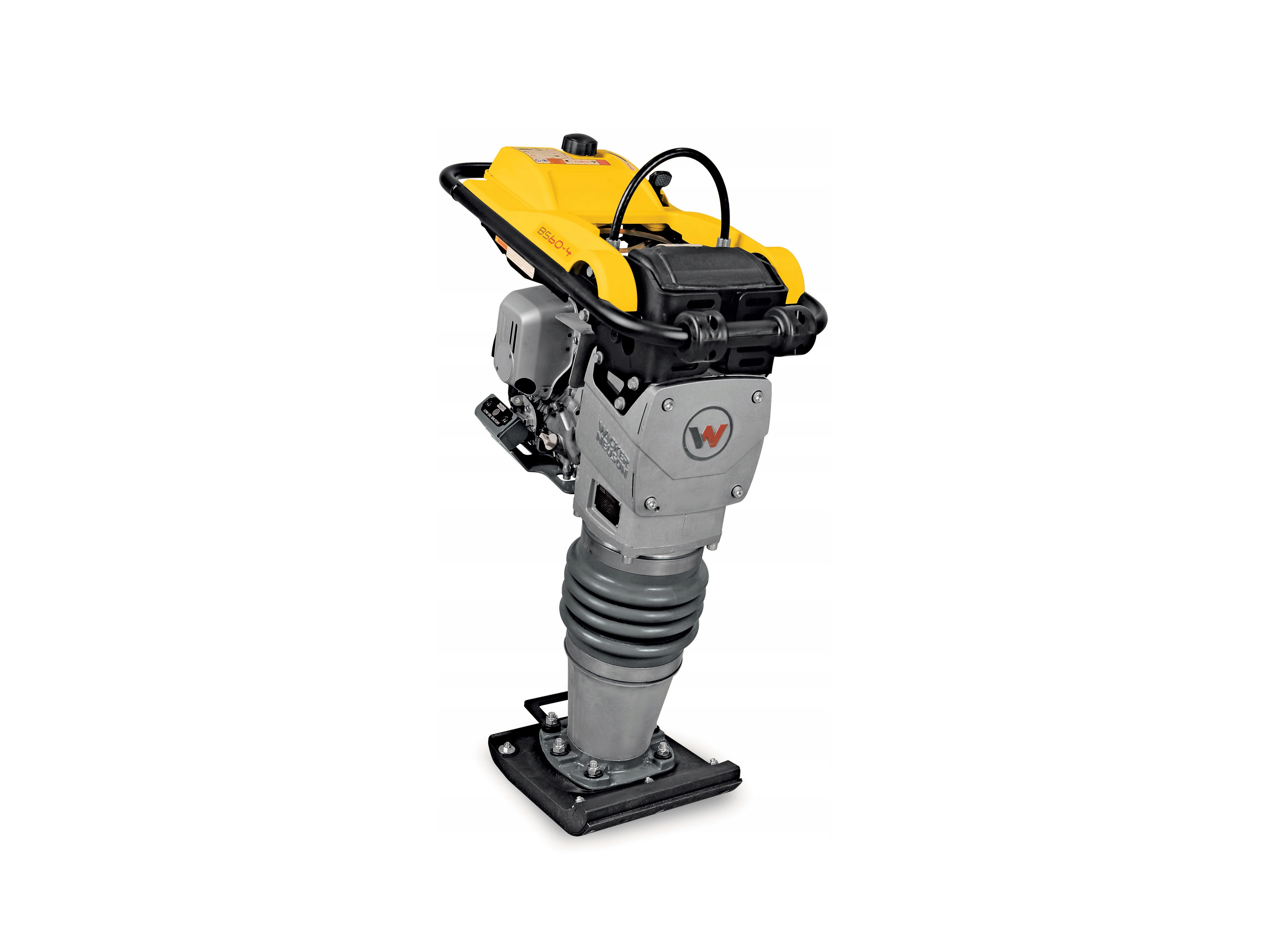 Вибротрамбовка бензиновая Wacker Neuson BS 60-4As 72кг